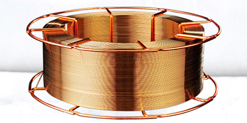 MIG / MAG Copper Alloy Welding Wire