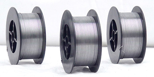 Self-shielded flux cored wedling wire